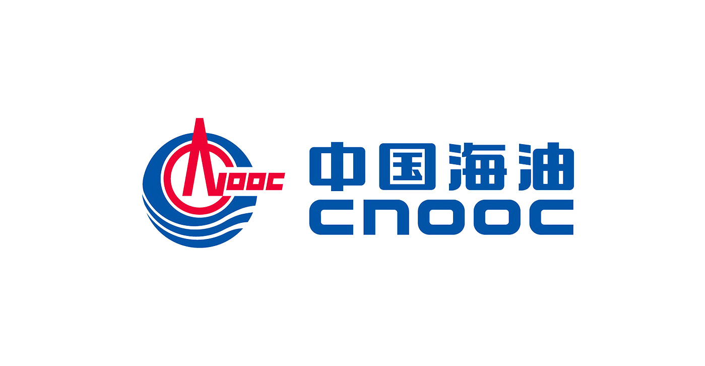 企业简介:中国海洋石油集团有限公司是国务院国有资产监督管理委员会直属的特大型国有企业,是中国最大的海上油气生产商。公司成立于1982年,总部设在北京。自成立以来,中国海油保持了良好的发展态势,由一家单纯从事油气开采的上游公司,发展成为中国特色国际一流能源公司。(以上简称来自中国海油官网) 企业logo:此标志大致所表达的意思包括有地球能源、大海元素及象征性的石油工程特质。通过以上三元素简约直观的表达中国海油的行业属性与气质。